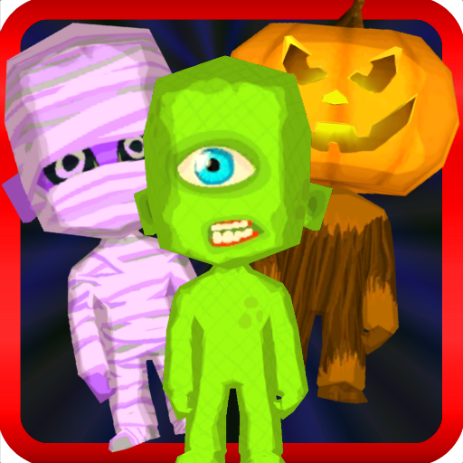 Spooky Kid Stories (Smash Monsters Adventure: A spooky monster match 3 story with creature smash, crush, and)