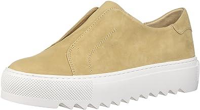 46295e01228 J Slides Women s Spazo Sneaker Sand 6 Medium US