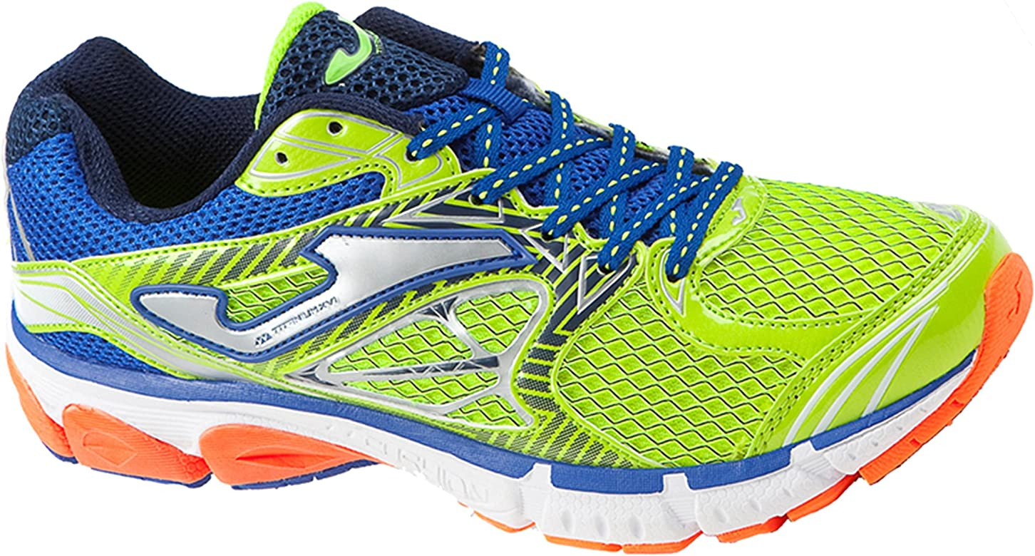 ZAPATILLA RUNNING JOMA R. TITANIUM 611 LEMON - 41: Amazon.es: Zapatos y complementos