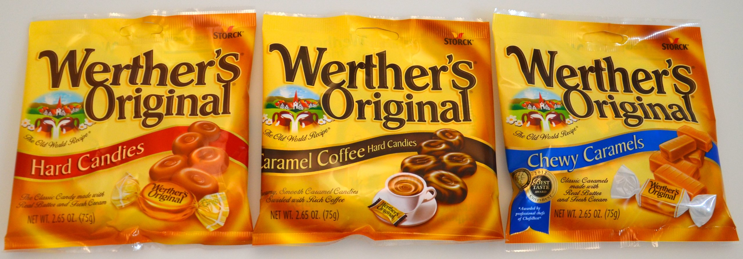 Werthers Original Variety Pack