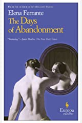 The Days of Abandonment Paperback