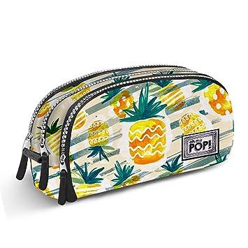Oh My Pop! Ananas Sac de voyage, 51 cm, (Giallo)