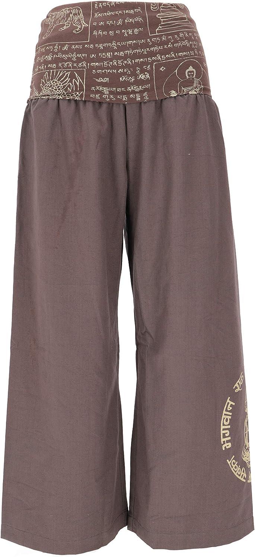 Guru-Boutique - Pantalón de yoga para yoga, hippie, pantalón de ...