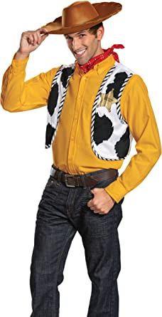 Toy Story And Beyond Woody Deluxe Adult Mens Costume