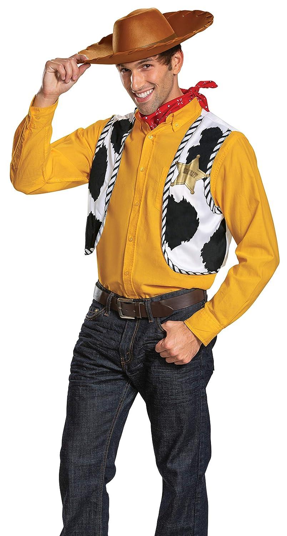 8d4ebc121f2b7 morris costumes - Disfraz de Vaquero para Hombre (198459)  Amazon.es   Juguetes y juegos