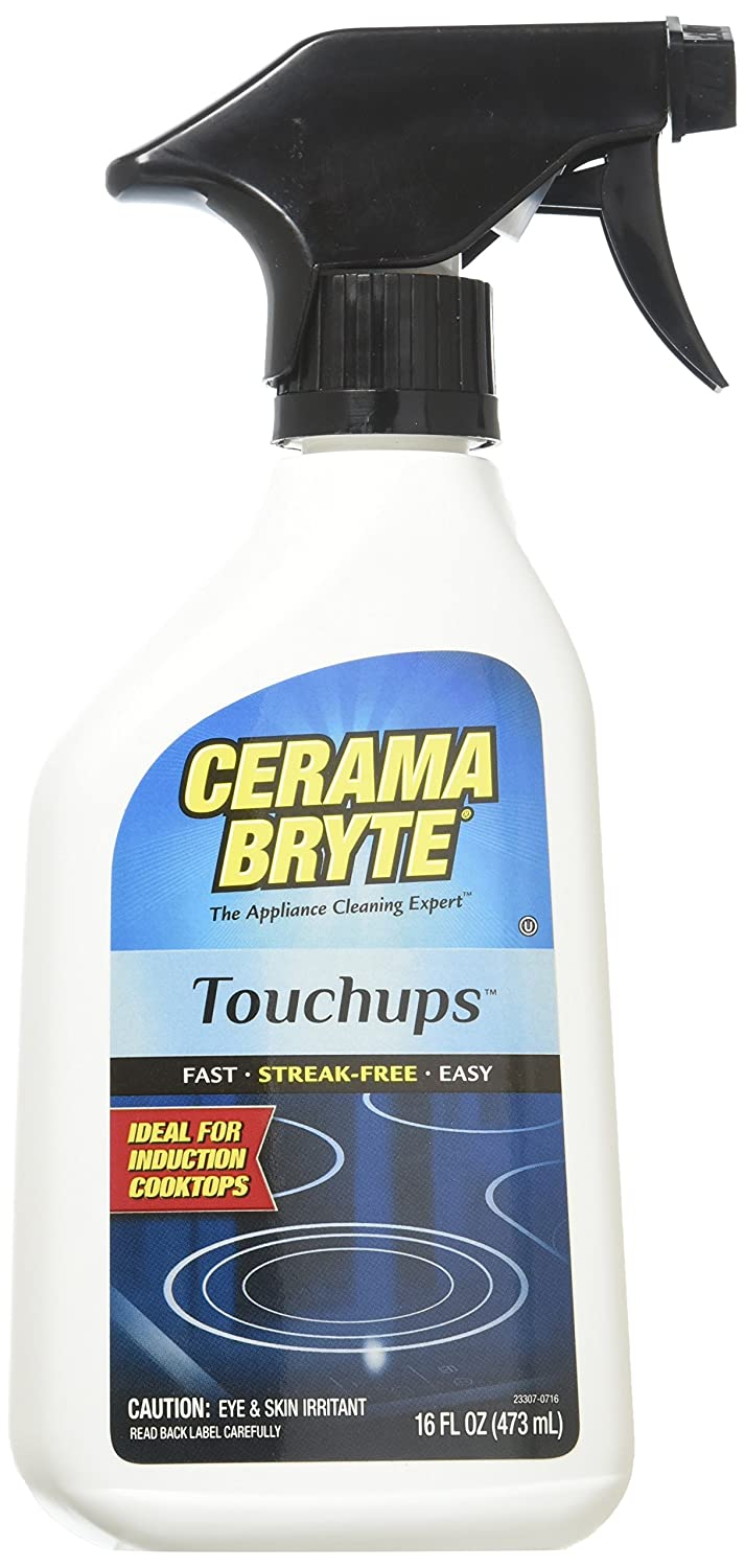 (2 Pack) Cerama Bryte Touchups Ceramic Cooktop Cleaner Trigger Spray, 16 oz. Each Unknown 03931