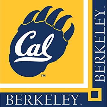 Amazon Creative Converting Uc Berkeley Golden Bears Beverage