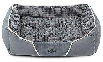 Pecute Hundebett Haustierbett Für Katzen Und Hunde Rechteck Ultra Weicher  Plüsch Luxuriöse Haustier Schlafsack Maschine