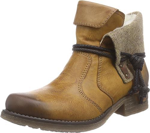 Rieker 79693 Damen Stiefeletten: : Schuhe & Handtaschen UwTyk