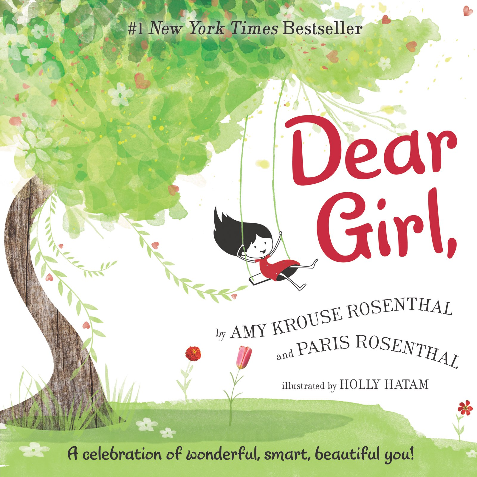 Dear Girl Amy Krouse Rosenthal