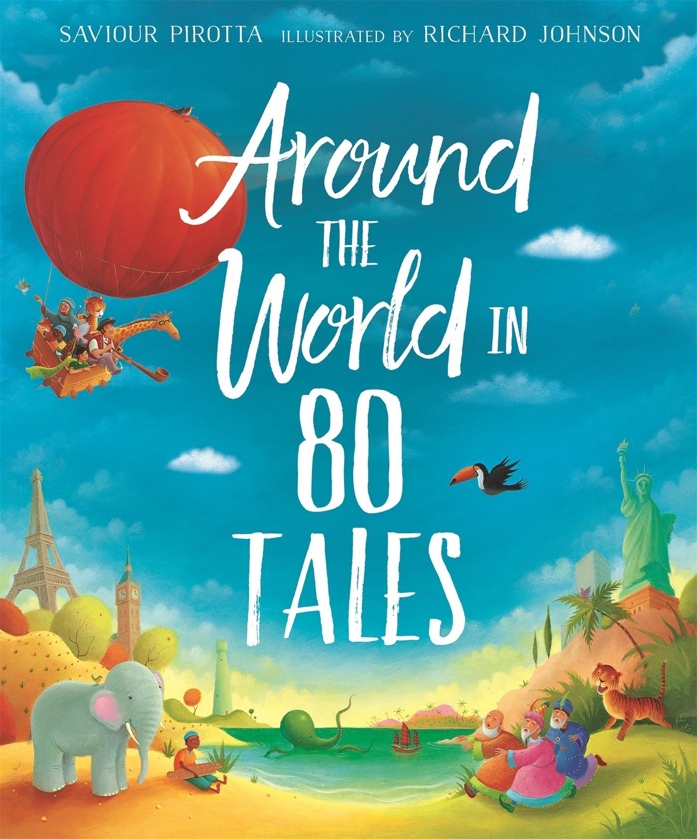 Around the World in 80 Tales PDF