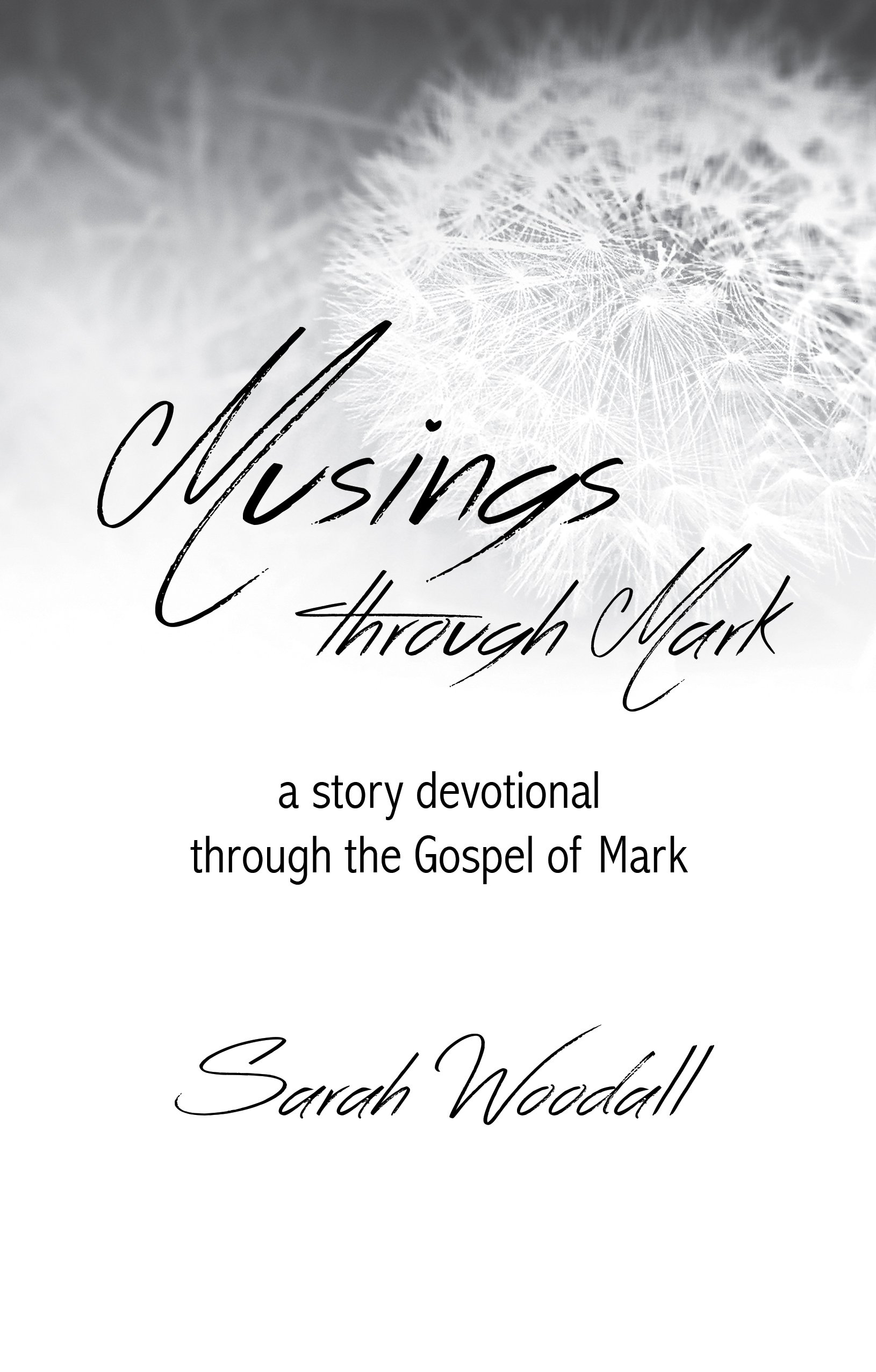 Download Musings through Mark: A Story Devotional Through the Gospel of Mark pdf