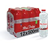 Mai Dubai Bottled Water, 12 x 500 ml