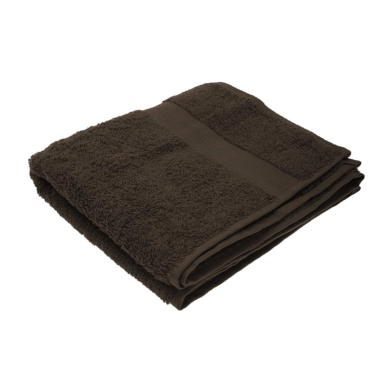 UTBC555/_3 Ecru One Size Jassz Premium Heavyweight Plain Towel 20 x 40 inches