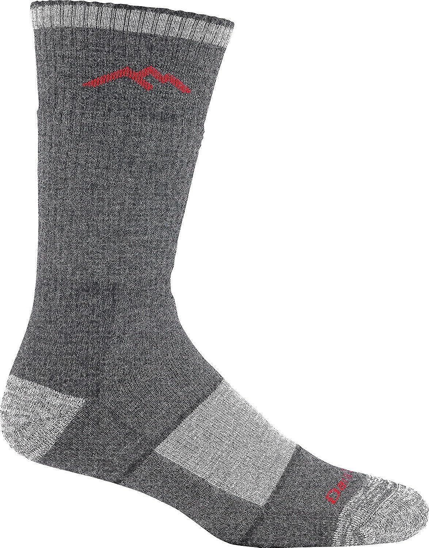 Image of Athletic Socks Darn Tough Men's Hiker Book Sock Full Cushion (Style 1405) Merino Wool