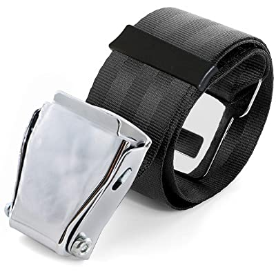 Adjustable Airplane Seat Belt Extender - Fits All of USA Airlines (Except Southwest Airlines) - Protect You & Bring You a Comfortable Trip: Automotive