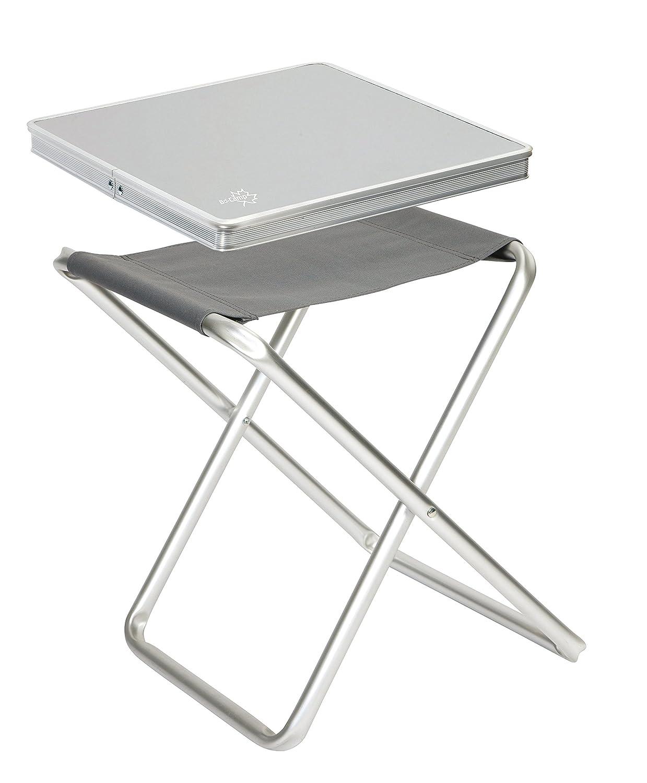 Bo-Camp Sgabello//Tablet Nero