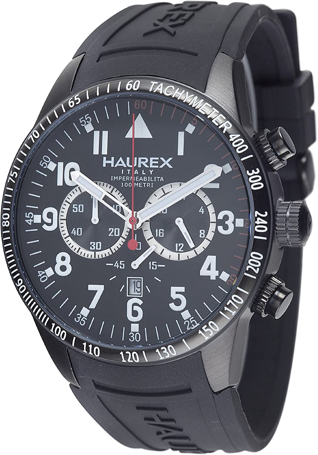 Amazon.com: Haurex Italy Mens 3N300UNN Red Arrow ...