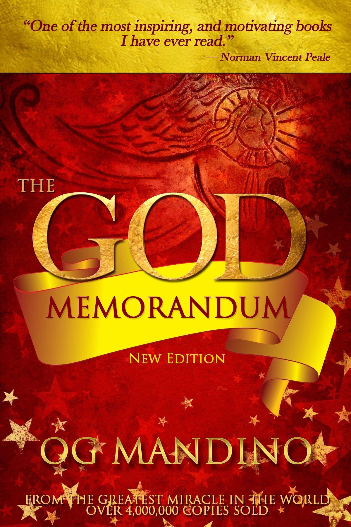 OG MANDINO THE GOD MEMORANDUM PDF