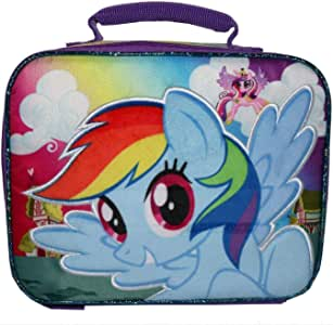 My Little Pony Insulated Lunchbox Lunch Bag Kit