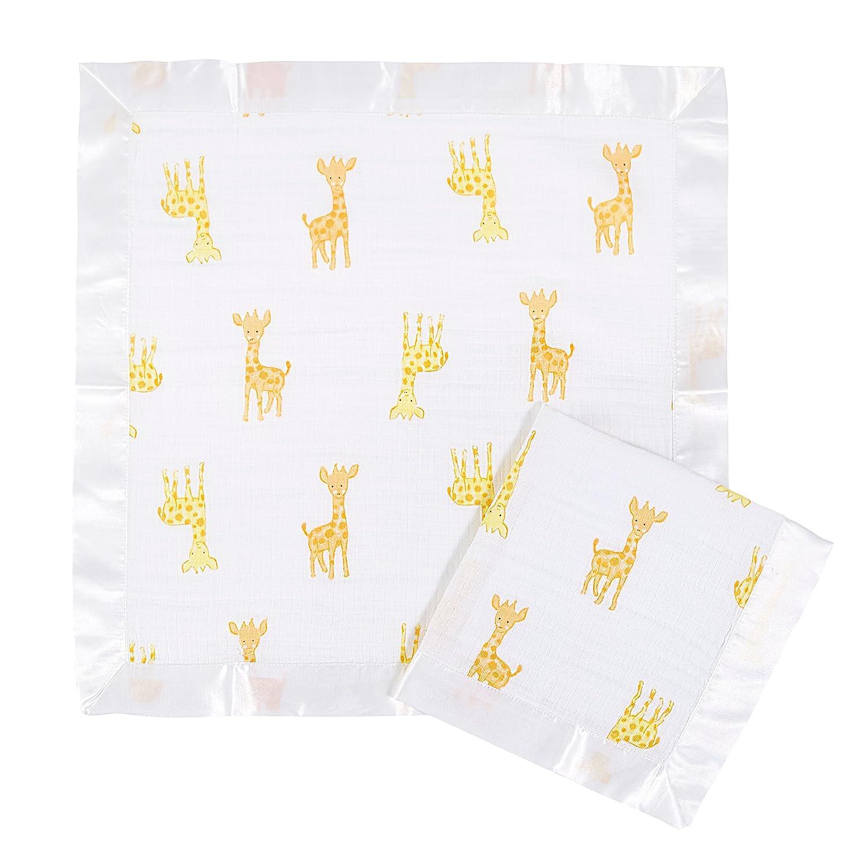 aden seguridad jirafa mantas pack de 2