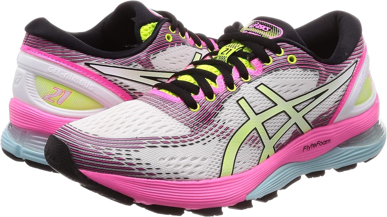 ASICS Gel Nimbus 21 SP, Chaussures de Running Compétition Femme