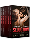 High Stakes Seduction - Books 1-5 Bundle: The Complete Serial (High Stakes Seduction - The Collection)