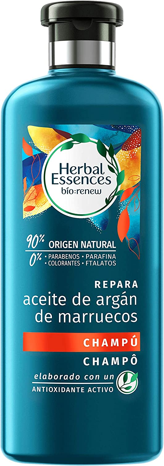 Herbal Essences Bío Renew Repara Champú - 400 ml