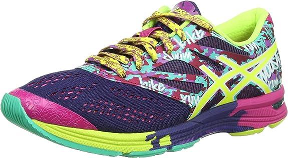 ASICS Gel-Noosa Tri 10 - Zapatillas de deporte para mujer, color azul, talla 42: Amazon.es: Zapatos y complementos