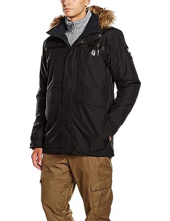 86cd701c8709 Helly Hansen Men s Coastal 2 Parka Insulated Waterproof Jacket ...
