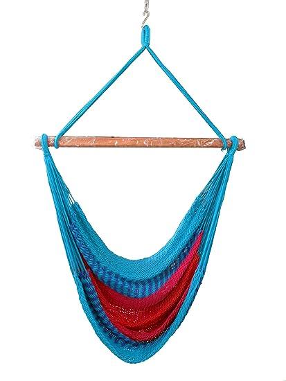 Eshta Hammock Swing King Size (Multicolor)