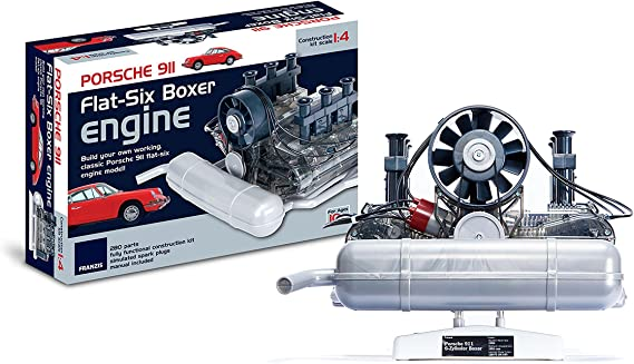 [ANLQ_8698]  Amazon.com: Porsche 911 Flat-Six Boxer Engine: Toys & Games | Build Porsche Engine Diagrams |  | Amazon.com