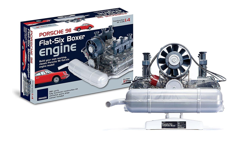 Porsche 911 Flat-Six Boxer Motore Trends UK