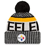 Amazon Price History for:Pittsburgh Steelers New Era 2017 NFL Official Sideline Sport Knit Hat