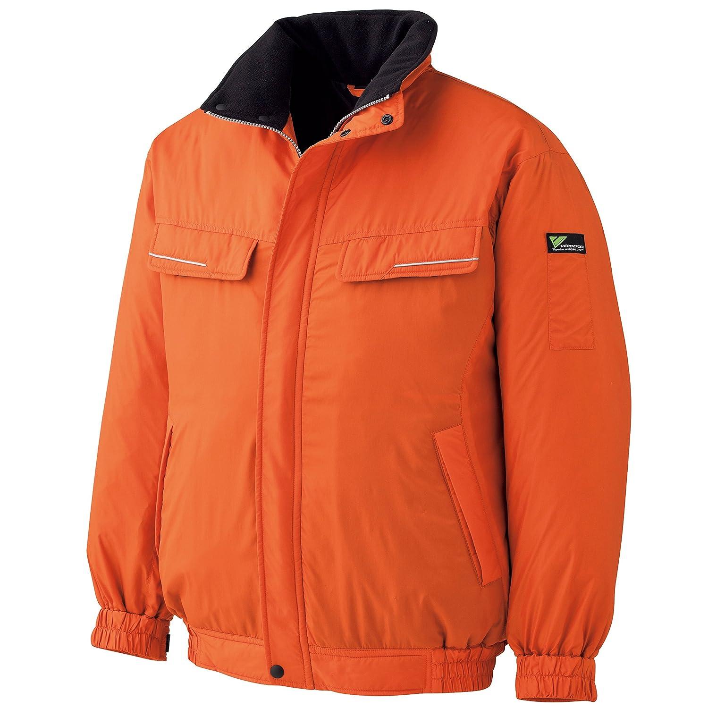 ミドリ安全 【もっと、動ける服を。VERDEXCEL】 《軽量防寒服》 ブルゾン VE1020 B00PLTF9KQ LL オレンジ