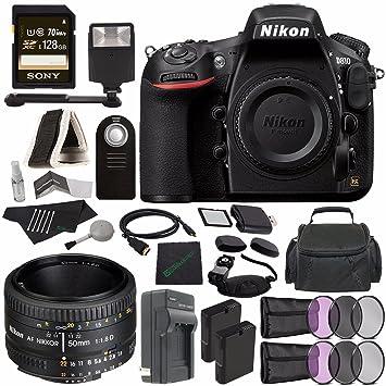 Review Nikon D810 DSLR Camera