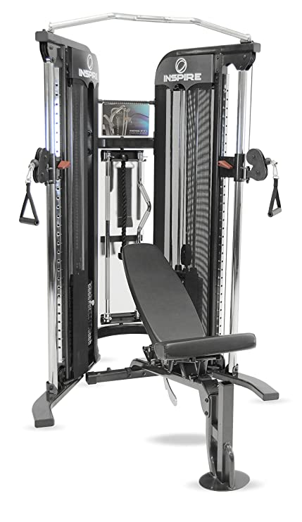amazon com inspire fitness ft1 functional trainer inspire ft1 gym rh amazon com