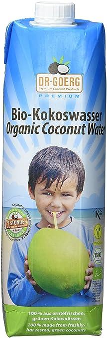 Dr. Goerg Premium Bio-Kokoswasser 1 kg