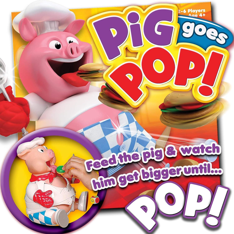 Pig Goes Pop Game from Ideal John Adams Leisure Ltd 10100