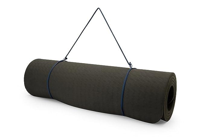 Esterilla de yoga Sosila, TPE, ecológica, antideslizante ...