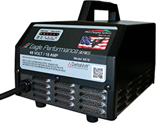 product image for Dual Pro Eagle Performance Series Portable 48V 18Amp Club Car Bypass Charger