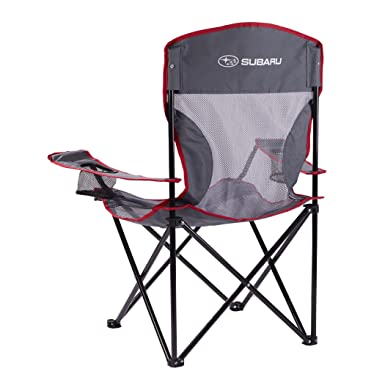 Outstanding Amazon Com Official Subaru High Sierra Camping Chair Rv Beatyapartments Chair Design Images Beatyapartmentscom