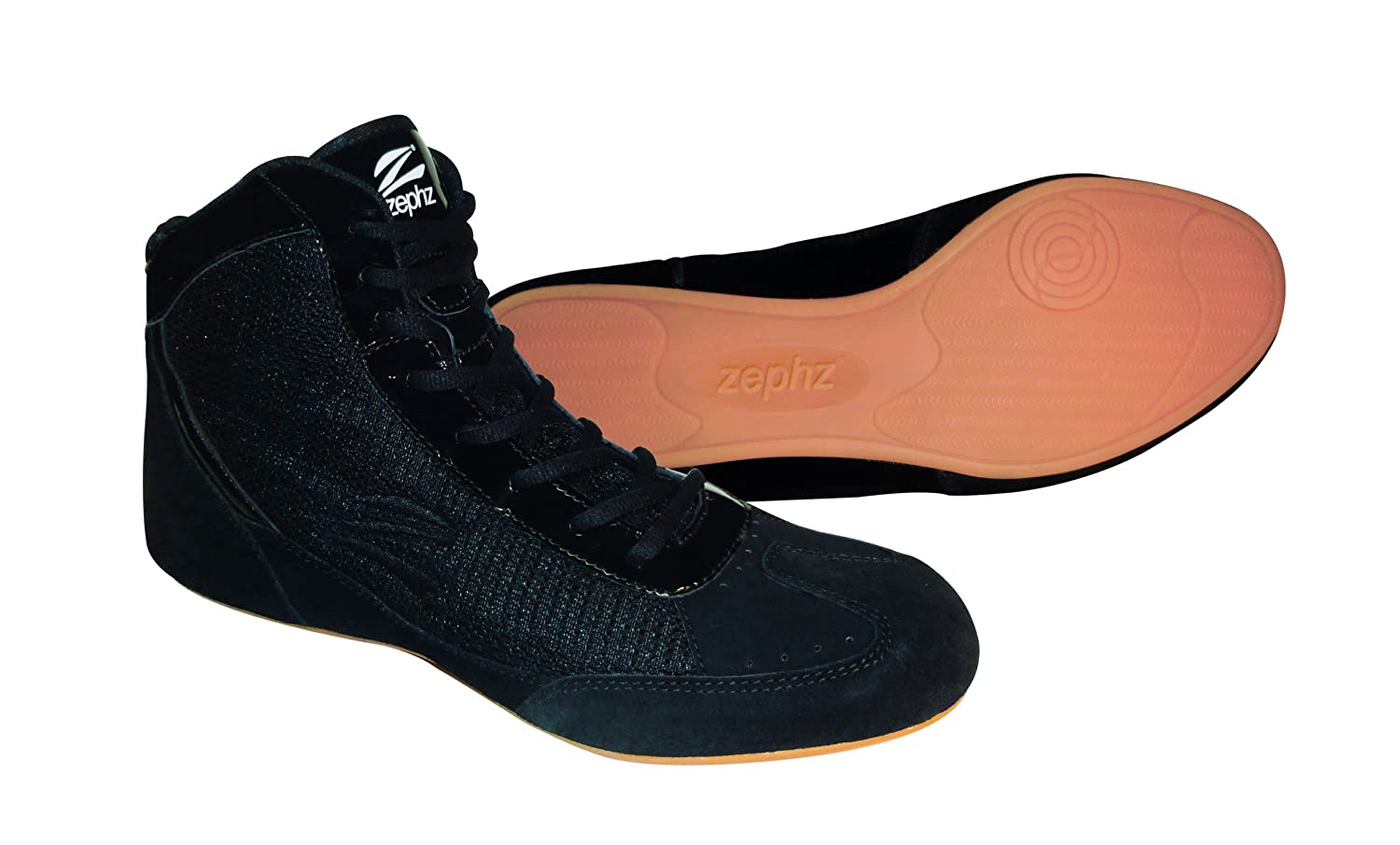 Zephz Tie-Up Wrestling Shoe Men's
