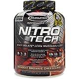 Muscletech Nitro Tech Performance Series 1,8 kg (4 lbs) - Brownie-Tarta de Queso
