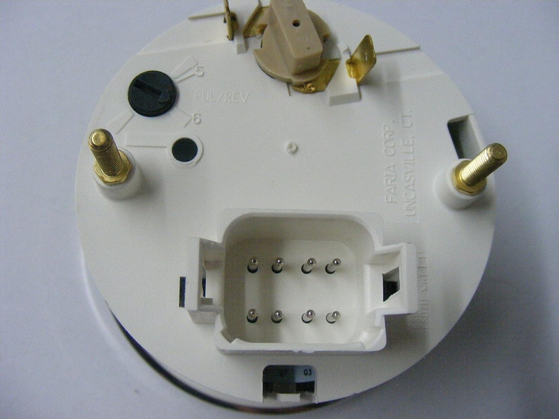 Faria Chesapeake Gauge - 7000 RPM Tachometer W/System Check Indicator on