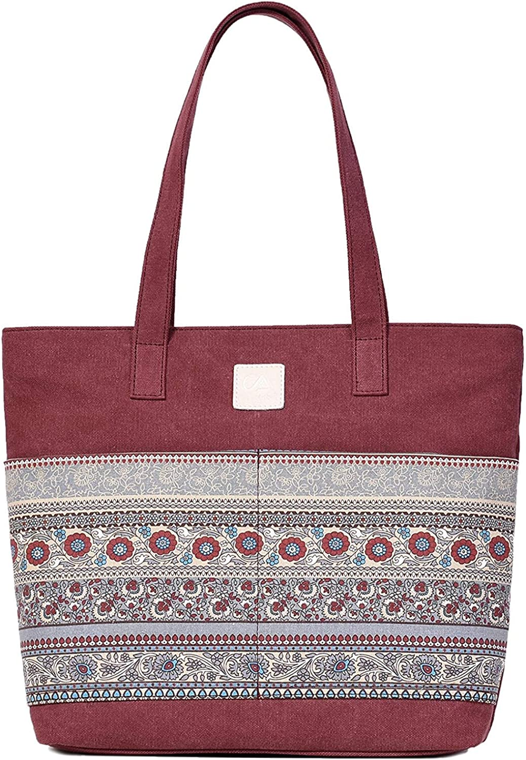 PParth Large Floral Tote...