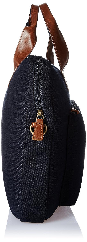 21879a03560a Ruosh Canvas 38 cms Blue Messenger Bag (mes-bag-5526)  Amazon.in  Bags