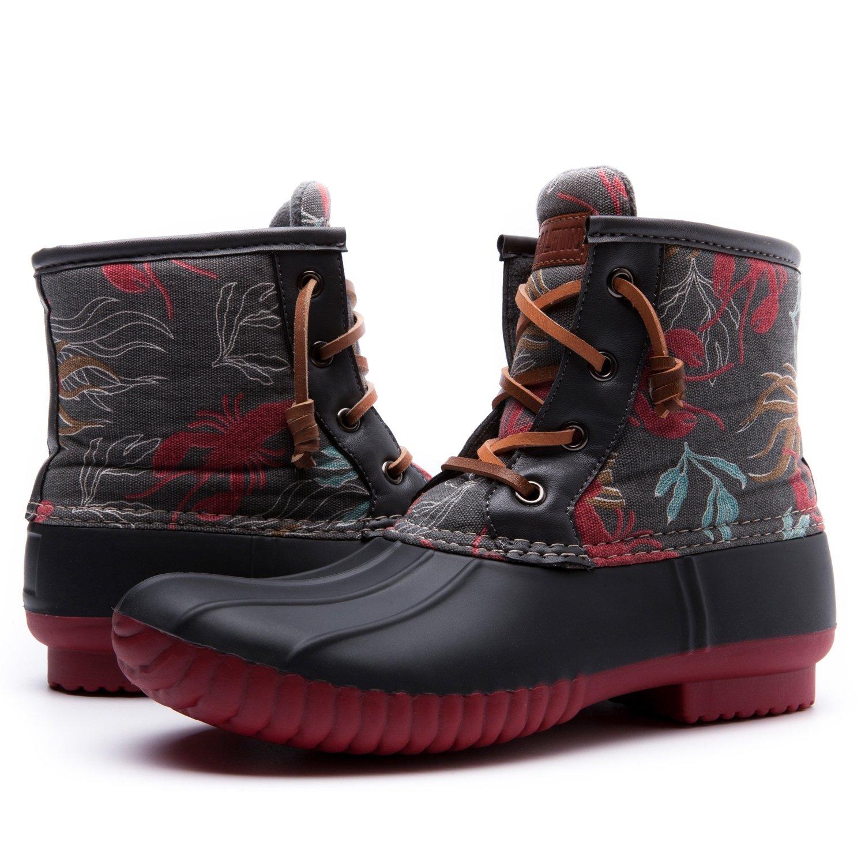 Global Win Women's 1650-2 Rain Boots SZ-8M US