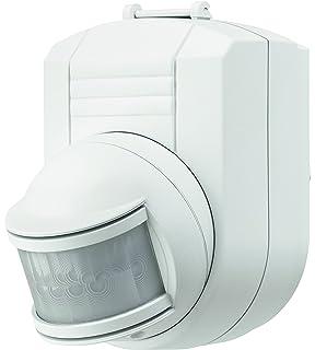 Friedland Spectra - Detector PIR, 200°, IP54, color blanco