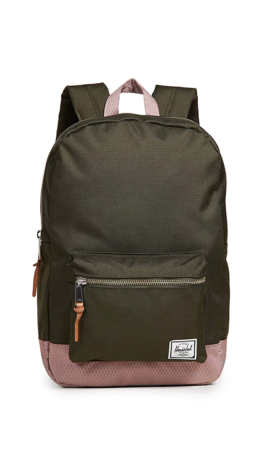 Amazon.com   Herschel Settlement Mid-Volume Backpack Forest Night Ash Rose  One Size   Casual Daypacks 3c797f057d
